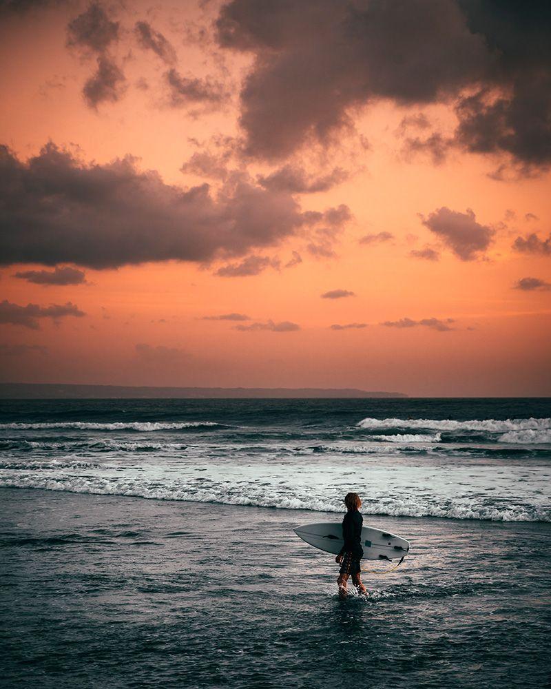 Surf en el litoral central
